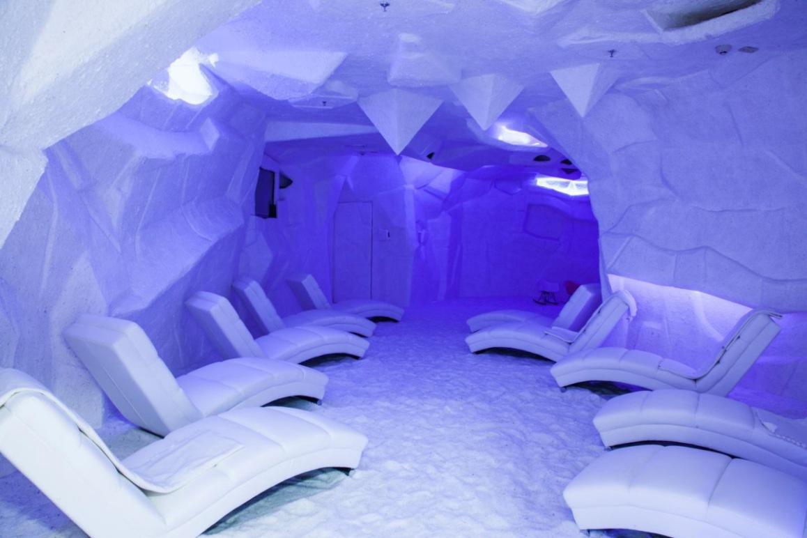 salt cave wafi